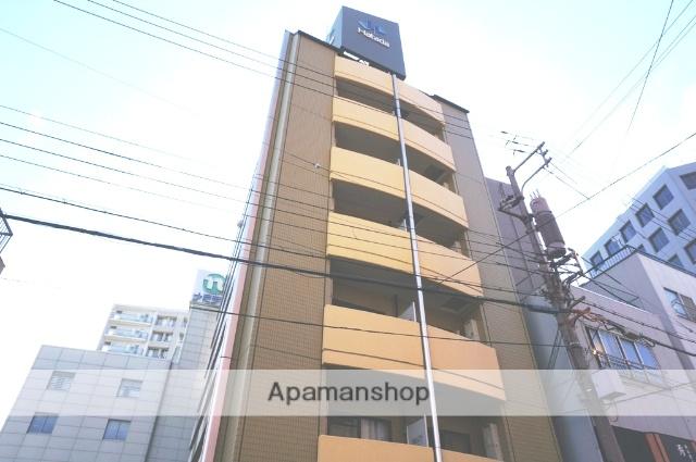 大阪府大阪市都島区、京橋駅徒歩2分の築13年 8階建の賃貸マンション