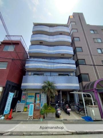 大阪府大阪市都島区、野江駅徒歩13分の築20年 7階建の賃貸マンション