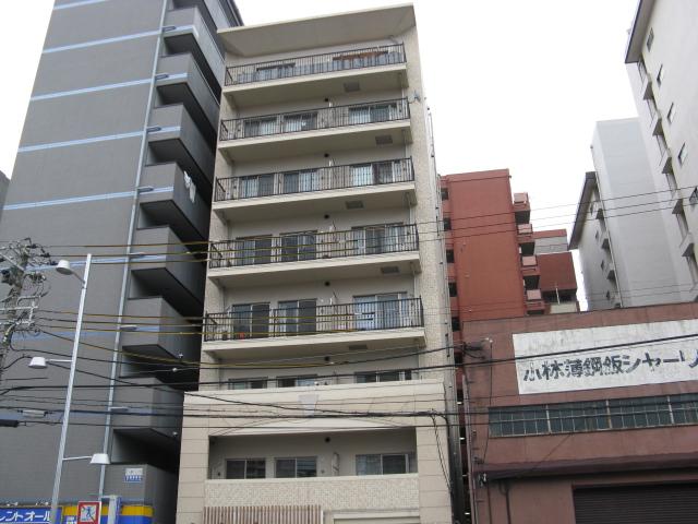 大阪府大阪市城東区、関目駅徒歩13分の築11年 8階建の賃貸マンション