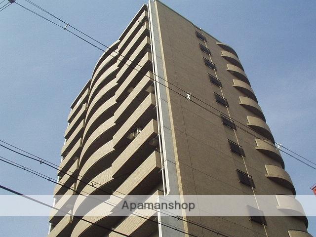 大阪府大阪市北区、中津駅徒歩8分の築20年 13階建の賃貸マンション