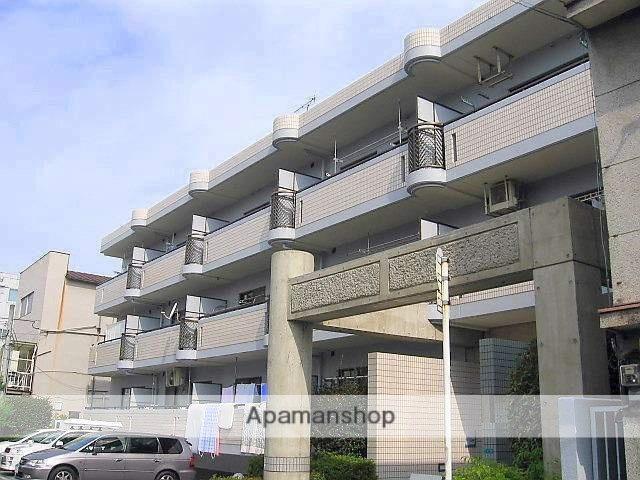 大阪府大阪市都島区、関目高殿駅徒歩11分の築25年 3階建の賃貸マンション