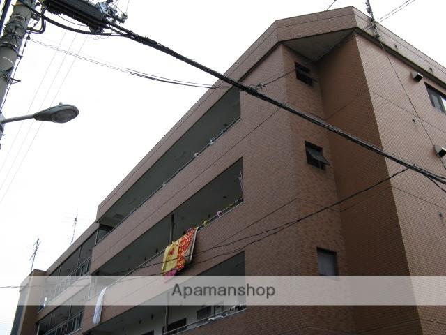 大阪府大阪市城東区、関目駅徒歩4分の築27年 4階建の賃貸マンション