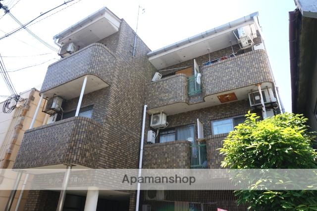 大阪府大阪市都島区、京橋駅徒歩7分の築30年 3階建の賃貸マンション