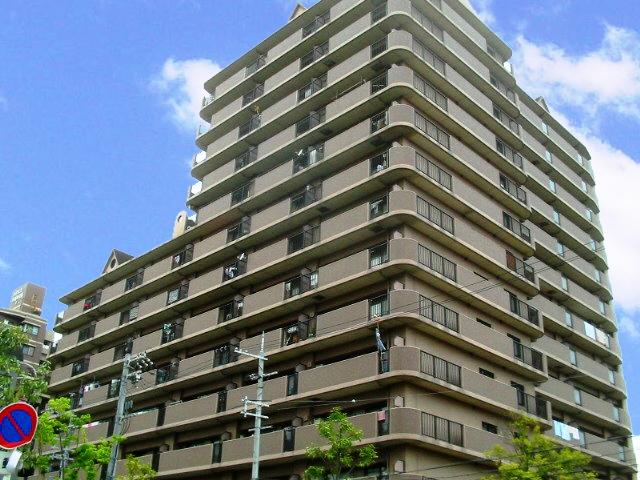 大阪府大阪市城東区、京橋駅徒歩31分の築21年 14階建の賃貸マンション