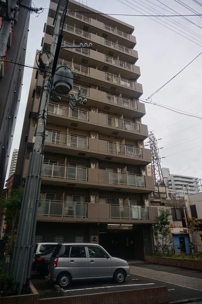 大阪府大阪市城東区、野江駅徒歩6分の築9年 10階建の賃貸マンション