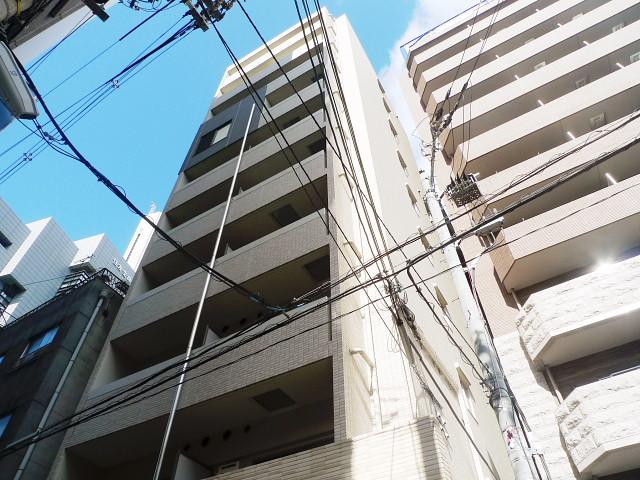 大阪府大阪市北区、北新地駅徒歩4分の築9年 10階建の賃貸マンション