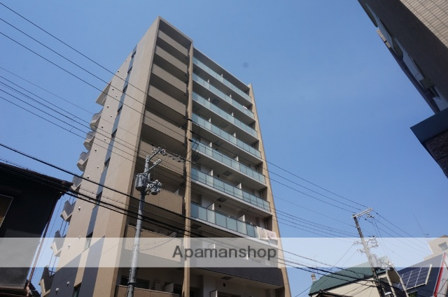 大阪府大阪市城東区、鴫野駅徒歩14分の築1年 10階建の賃貸マンション