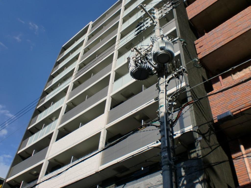 大阪府大阪市北区、大阪天満宮駅徒歩6分の築1年 11階建の賃貸マンション