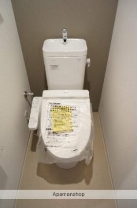 エスリード京橋グランツ[1K/22.18m2]のトイレ