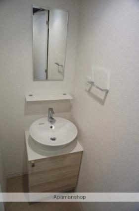 エスリード京橋グランツ[1K/22.18m2]の洗面所