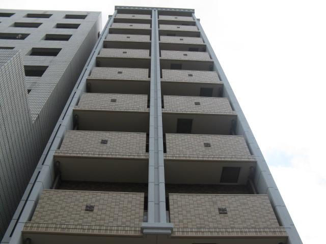 大阪府大阪市都島区、京橋駅徒歩8分の築7年 10階建の賃貸マンション