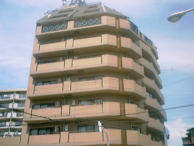 大阪府大阪市都島区、桜ノ宮駅徒歩11分の築22年 10階建の賃貸マンション