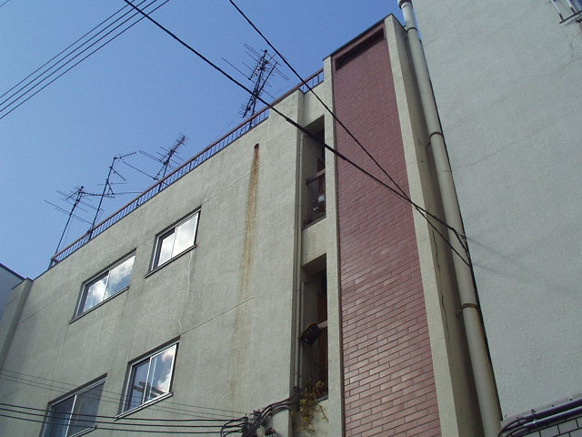 大阪府大阪市都島区、桜ノ宮駅徒歩9分の築50年 4階建の賃貸マンション
