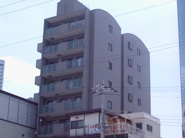 大阪府大阪市都島区、京橋駅徒歩6分の築19年 10階建の賃貸マンション