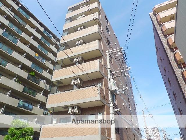 大阪府大阪市北区、海老江駅徒歩16分の築9年 8階建の賃貸マンション