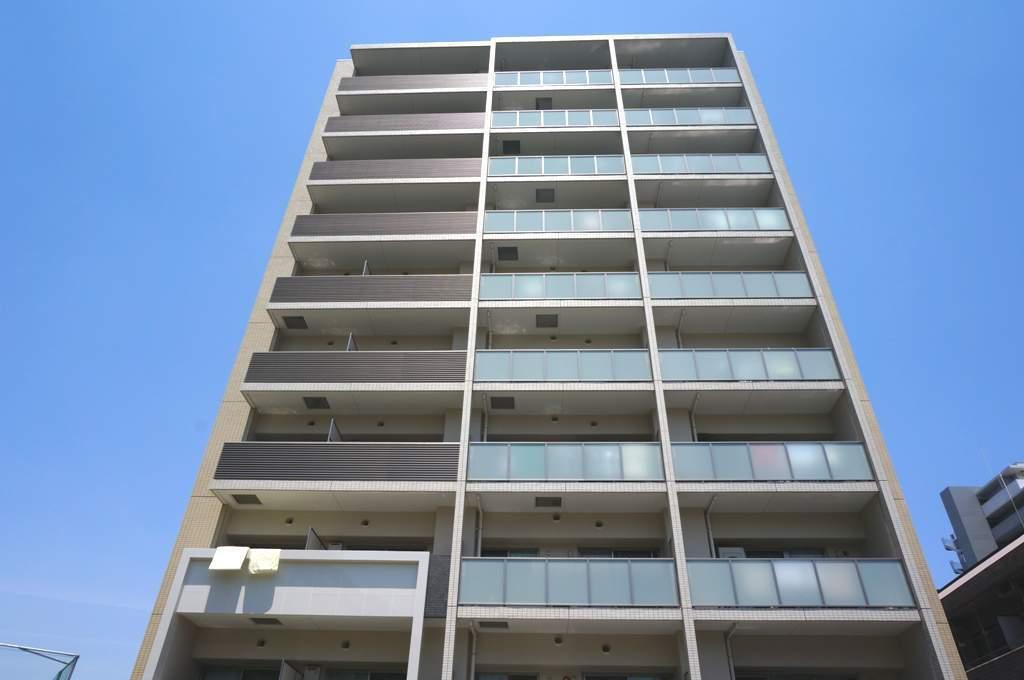 大阪府大阪市都島区、京橋駅徒歩7分の築5年 9階建の賃貸マンション