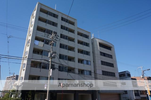 大阪府大阪市城東区、鴫野駅徒歩5分の築3年 8階建の賃貸マンション
