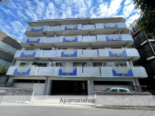 大阪府東大阪市、河内永和駅徒歩13分の築21年 6階建の賃貸マンション