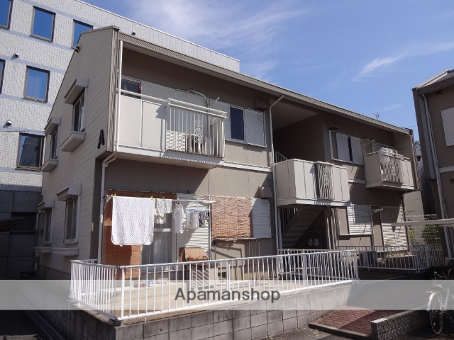 大阪府藤井寺市、土師ノ里駅徒歩11分の築29年 2階建の賃貸アパート