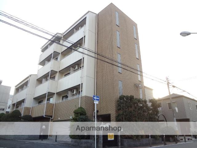 大阪府東大阪市、JR河内永和駅徒歩12分の築25年 5階建の賃貸マンション