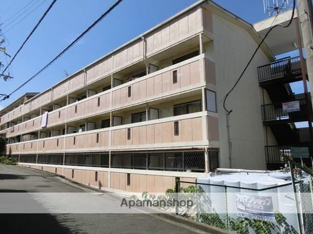 大阪府東大阪市、東花園駅徒歩40分の築25年 4階建の賃貸マンション