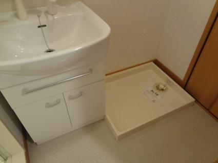 シムリーミナⅡ[1R/25.3m2]の洗面所