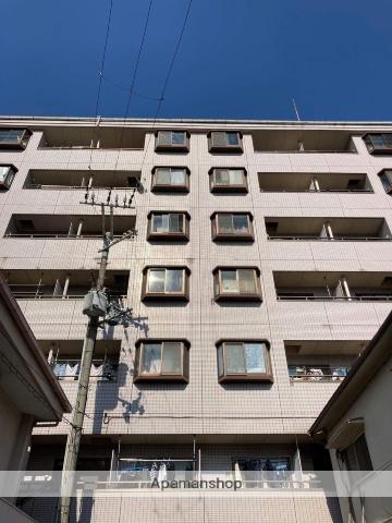 大阪府東大阪市、JR長瀬駅徒歩16分の築28年 7階建の賃貸マンション