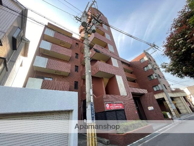 大阪府東大阪市、瓢箪山駅徒歩18分の築26年 5階建の賃貸マンション