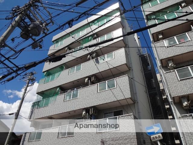 大阪府東大阪市、俊徳道駅徒歩9分の築24年 6階建の賃貸マンション