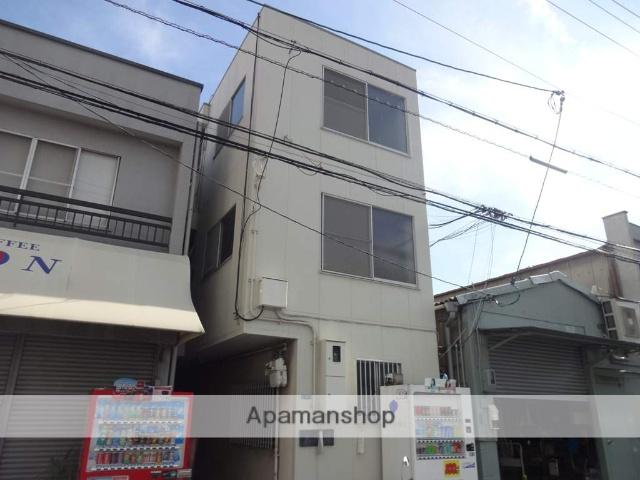 大阪府東大阪市、弥刀駅徒歩12分の築40年 3階建の賃貸マンション