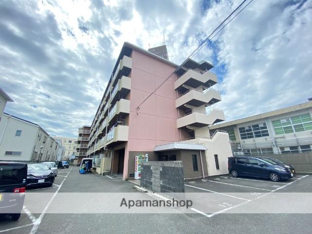 大阪府東大阪市、若江岩田駅徒歩18分の築31年 5階建の賃貸マンション