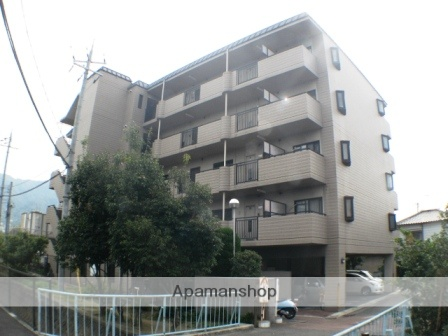 大阪府八尾市、河内山本駅徒歩16分の築22年 5階建の賃貸マンション