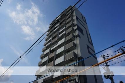 大阪府大阪市鶴見区、放出駅徒歩7分の築1年 13階建の賃貸マンション