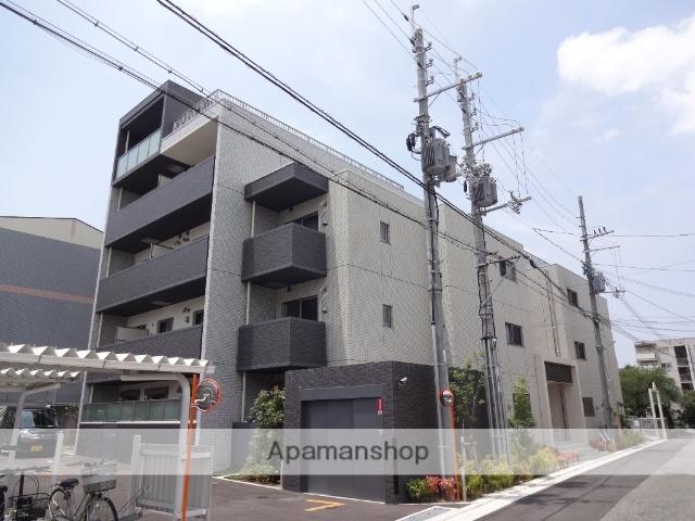 大阪府堺市南区、泉ヶ丘駅徒歩16分の築3年 5階建の賃貸マンション