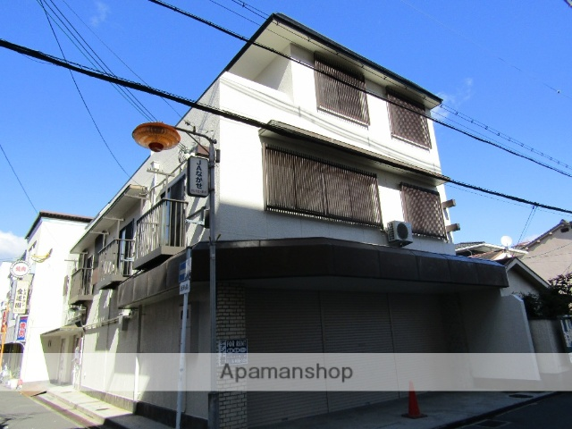 大阪府東大阪市、長瀬駅徒歩17分の築40年 3階建の賃貸マンション
