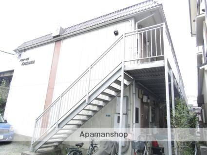 大阪府東大阪市、JR長瀬駅徒歩16分の築31年 2階建の賃貸アパート