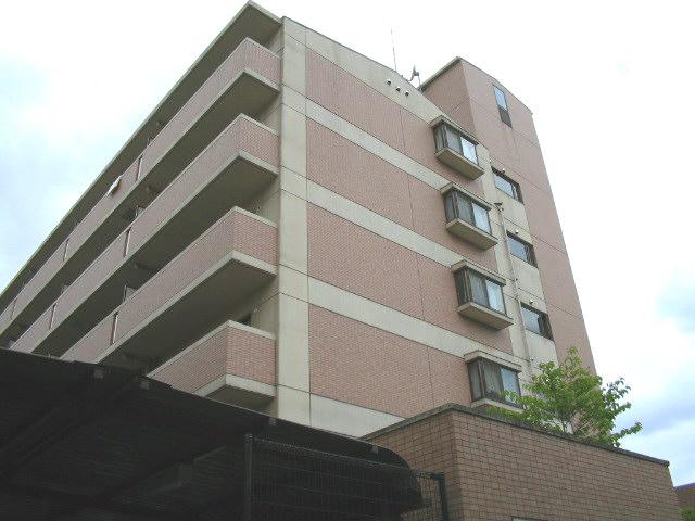大阪府東大阪市、JR河内永和駅徒歩9分の築20年 6階建の賃貸マンション