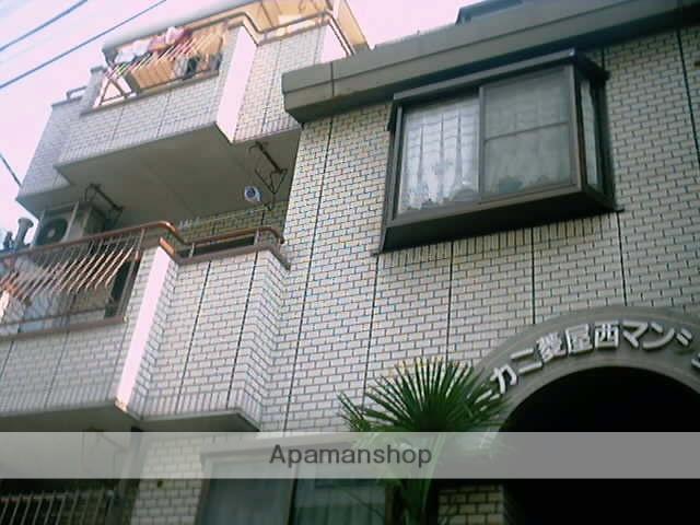 大阪府東大阪市、JR河内永和駅徒歩11分の築27年 3階建の賃貸マンション