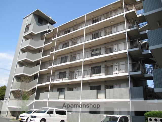 大阪府東大阪市、JR長瀬駅徒歩6分の築22年 6階建の賃貸マンション