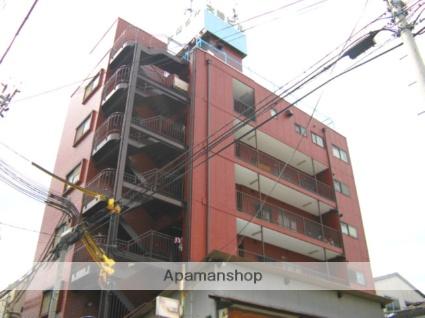 大阪府東大阪市、JR長瀬駅徒歩12分の築34年 7階建の賃貸マンション