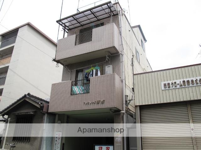 大阪府東大阪市、JR俊徳道駅徒歩8分の築26年 3階建の賃貸マンション