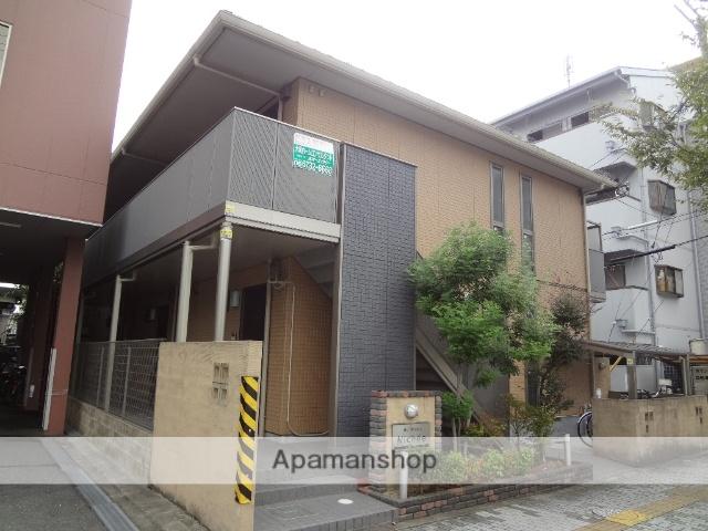 大阪府東大阪市、JR俊徳道駅徒歩4分の築9年 2階建の賃貸アパート