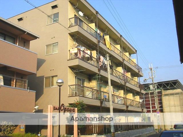 大阪府八尾市、八尾駅徒歩5分の築37年 4階建の賃貸マンション