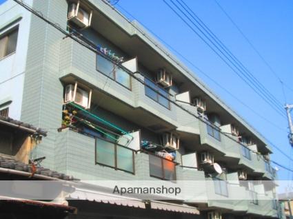 大阪府大阪市鶴見区、放出駅徒歩6分の築23年 3階建の賃貸マンション