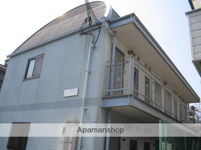 大阪府東大阪市、八戸ノ里駅徒歩20分の築20年 2階建の賃貸アパート
