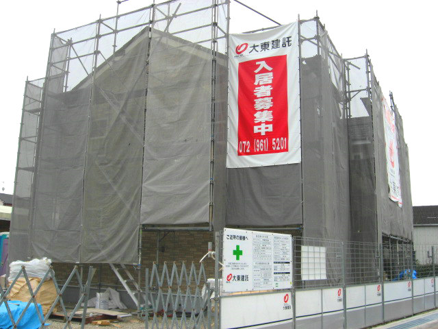 大阪府東大阪市、河内花園駅徒歩31分の築9年 2階建の賃貸アパート