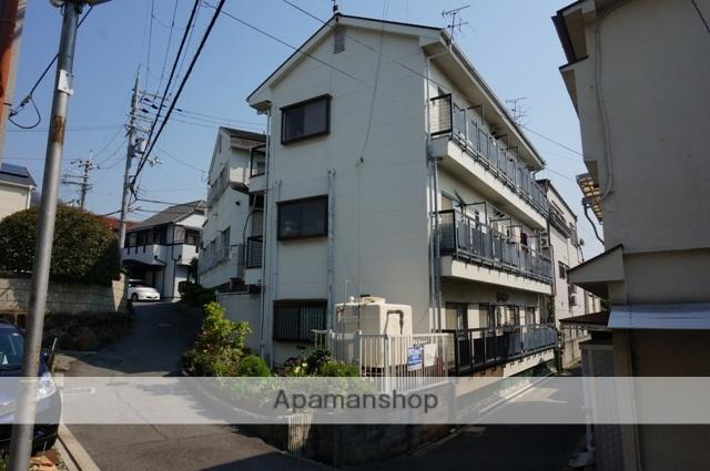 大阪府東大阪市、瓢箪山駅徒歩7分の築28年 3階建の賃貸マンション