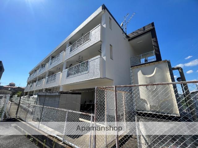 大阪府東大阪市、石切駅徒歩27分の築22年 3階建の賃貸マンション