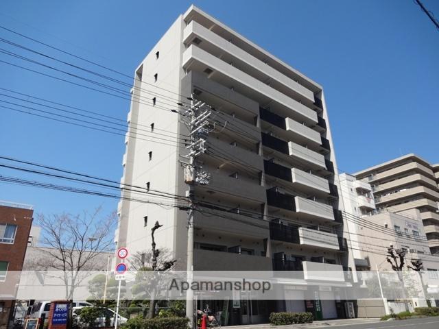 大阪府東大阪市、河内永和駅徒歩14分の築6年 9階建の賃貸マンション