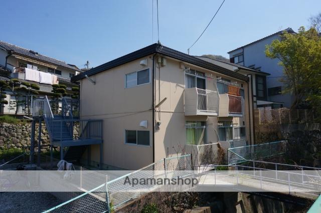 大阪府東大阪市、東花園駅徒歩30分の築37年 2階建の賃貸アパート